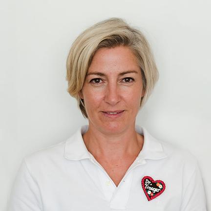 Christine Traeger - Team - HNO Praxis am Max-Weber-Platz in München